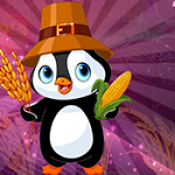 G4K Virtuous Farmer Penguin Escape