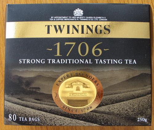 Twinings Tea 1706