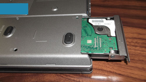 How to retrieve data from hard drive of laptop
