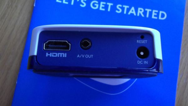 NowTV box ports