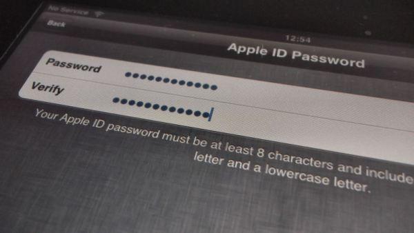 Apple ID Password