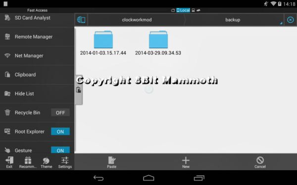 ES File Explorer Root Explorer