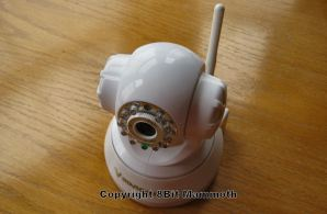 How to Setup the Vstarcam F6836W IPCAM / Webcam (IP Network Camera)
