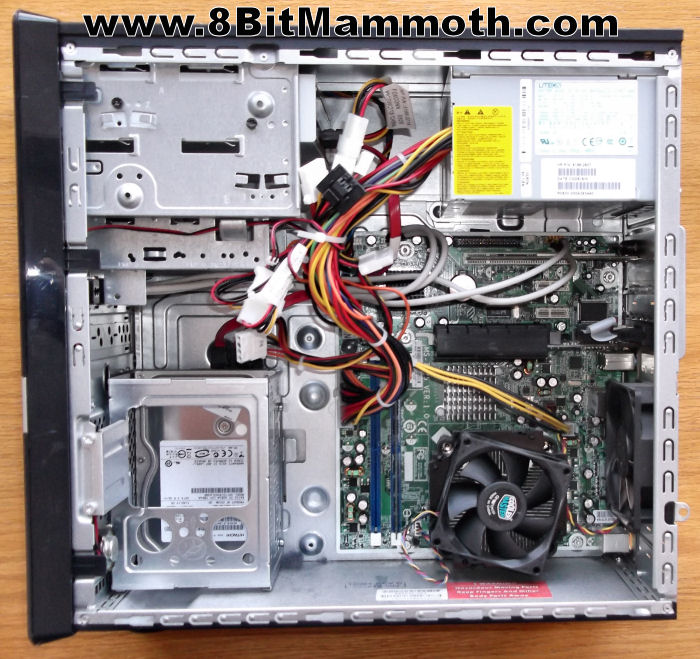 DRIVERS FOR HP COMPAQ DX2420 MICROTOWER
