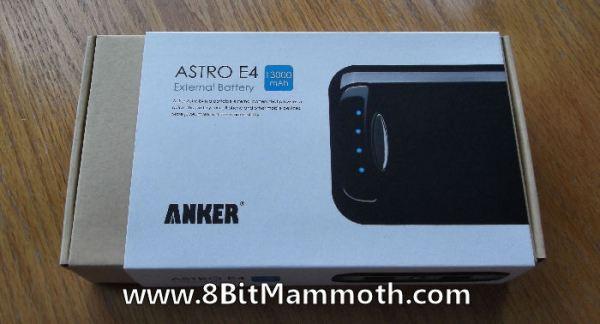 Anker Astro E4 Box