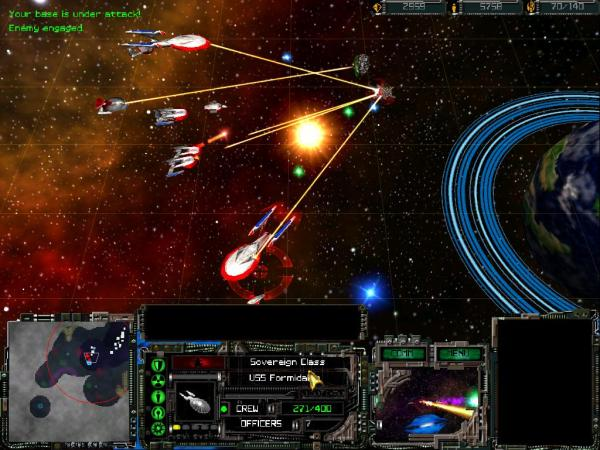 Star Trek Armada 1 Screenshot