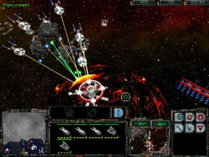 RTS Space Game: Star Trek Armada 1