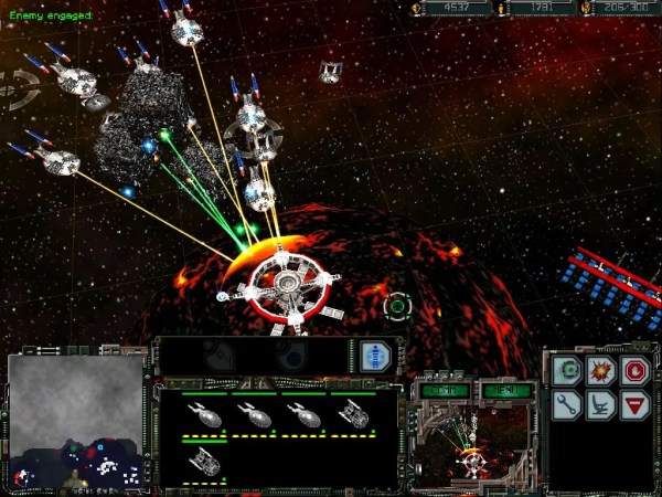 Star Trek Armada 1 Screenshot