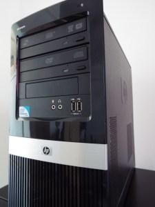 HP Compaq dx2420 Microtower Computer (Windows 10, CPU Upgrade, RAM and Maintenance)