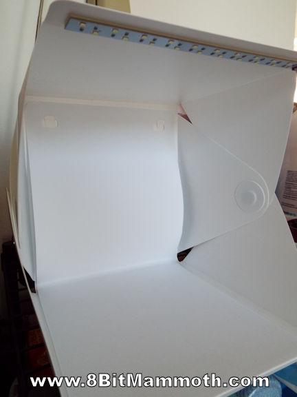 small light box
