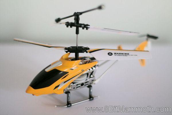 U4 Helicopter 2nd Photo
