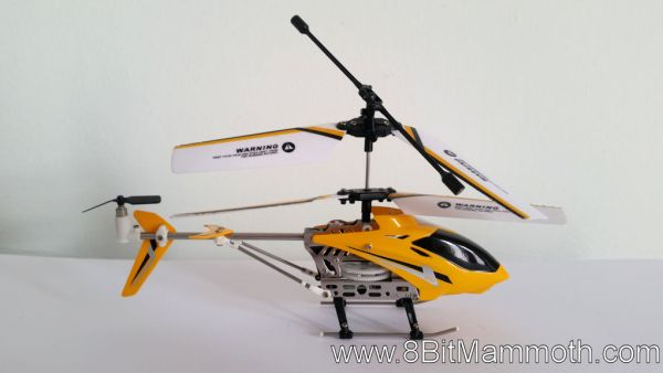 U4 Helicopter