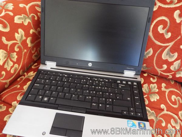 HP EliteBook 8440p notebook