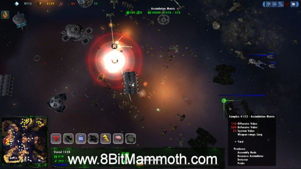 Star Trek Armada II Fleet Operations game screenshot