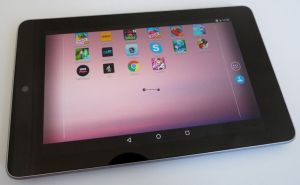 Asus Google Nexus 7 Custom Rom Android 7.1.2 (2012 Grouper WiFi Model ME370T)