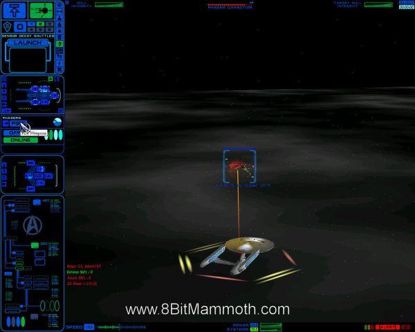 Star Trek Starfleet Command Vol II Empires at War gameplay screenshot #2