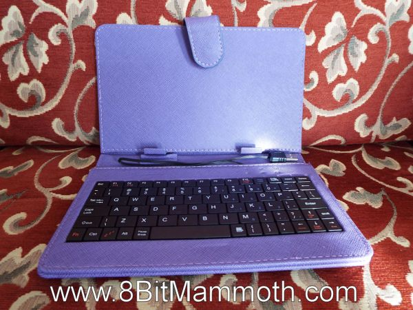 USB Keyboard with Case