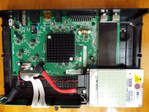 Removing a Hard Drive from a TalkTalk YouView DN370T Huawei Set Top Box