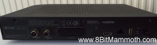An edited photo showing the rear of a set top box