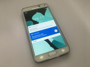 How To Install LineageOS 17 on a Samsung Galaxy S5 (G900F/T) Phone