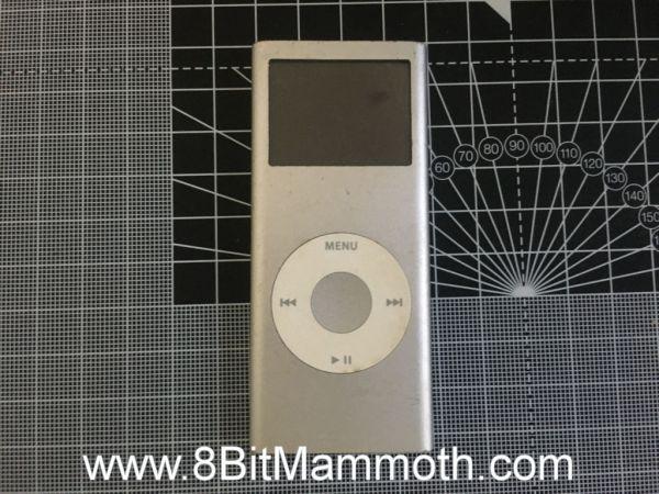 A photo of the Apple iPod Nano 2nd Generation A1199
