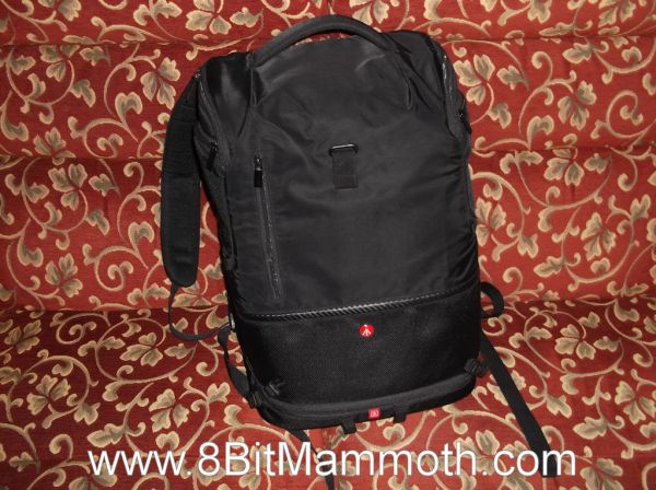 A photo of a Manfrotto Advanced Tri Professional large backpack