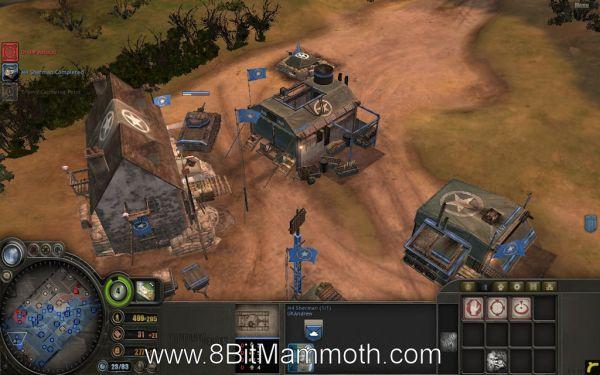 Company of Heroes game screenshot