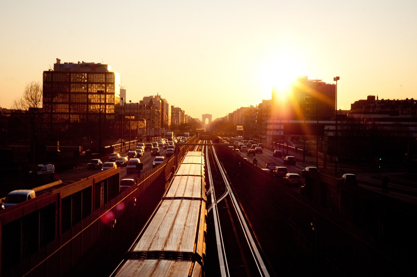 One Last Sunrise