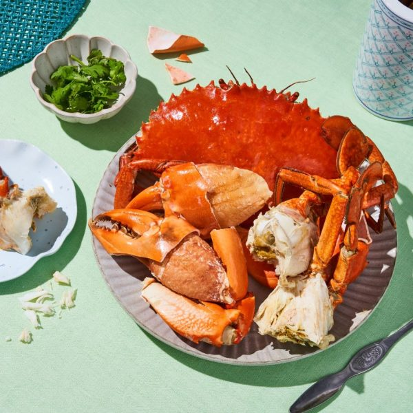Steamed crab by 8crabs