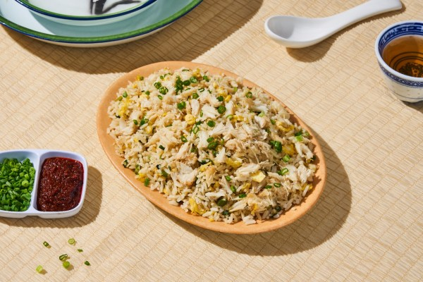 Signature Crab Fried Rice by 8 Crabs