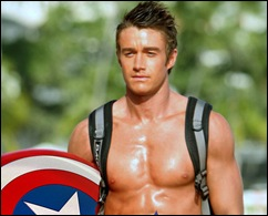 robert buckley cast as captain america