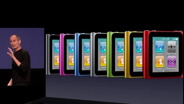 iPods-Nano-Colors