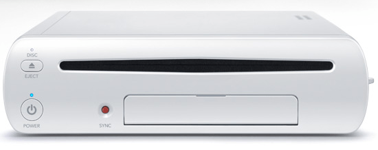 The potential final version of the Wii U console
