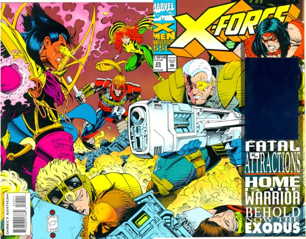 X-Force - Fatal Attractions