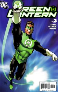 Green Lantern Issue 2 Cover