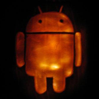 android pumpkin
