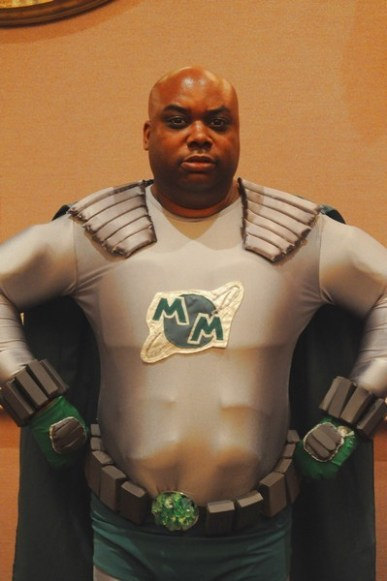 Number 5 - Meteor Man (I have never seen this costume before, but I loved this movie as a kid)