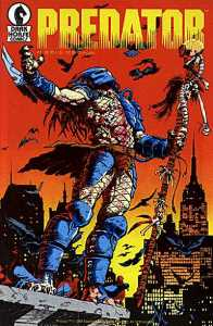 Predator - Issue 1 Cover