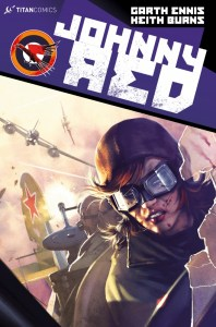 Johnny Red #3_Cover A_Alex Ronald
