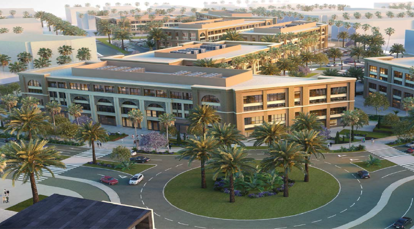 Mivida Business Park-Mivida new Cairo - Emaar Misr Properties-Emaar Misr Business park - Emaar Misr New Cairo-Mivida Real Estate - 8 Gates Real Estate Egypt (14)