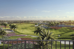 Golf Residence Uptown Cairo Emaar Misr - Up Town Cairo - Emaar Misr Development-Apartments For Sale Golf View - 8 Gates Real Estate Egypt (14)
