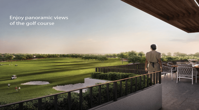 Golf Residence Uptown Cairo Emaar Misr - Up Town Cairo - Emaar Misr Development-Apartments For Sale Golf View - 8 Gates Real Estate Egypt (2)