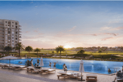 Golf Residence Uptown Cairo Emaar Misr - Up Town Cairo - Emaar Misr Development-Apartments For Sale Golf View - 8 Gates Real Estate Egypt (4)