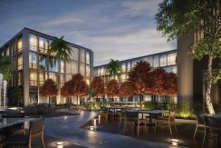 5A The Waterway New Cairo Commercial, 5 A New Cairo, 5 A Office New Cairo, 5A The Waterway Commercial, 5 A Commercial New Cairo , 8 Gates Real Estate Egypt (2)