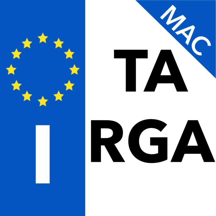 iTarga Pro per Mac Calcola bollo RCA furto con la targa