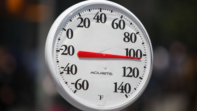 Thermometer, heat wave03693866-159532