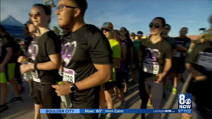 Runners raise thousands for 1 Oct. victims