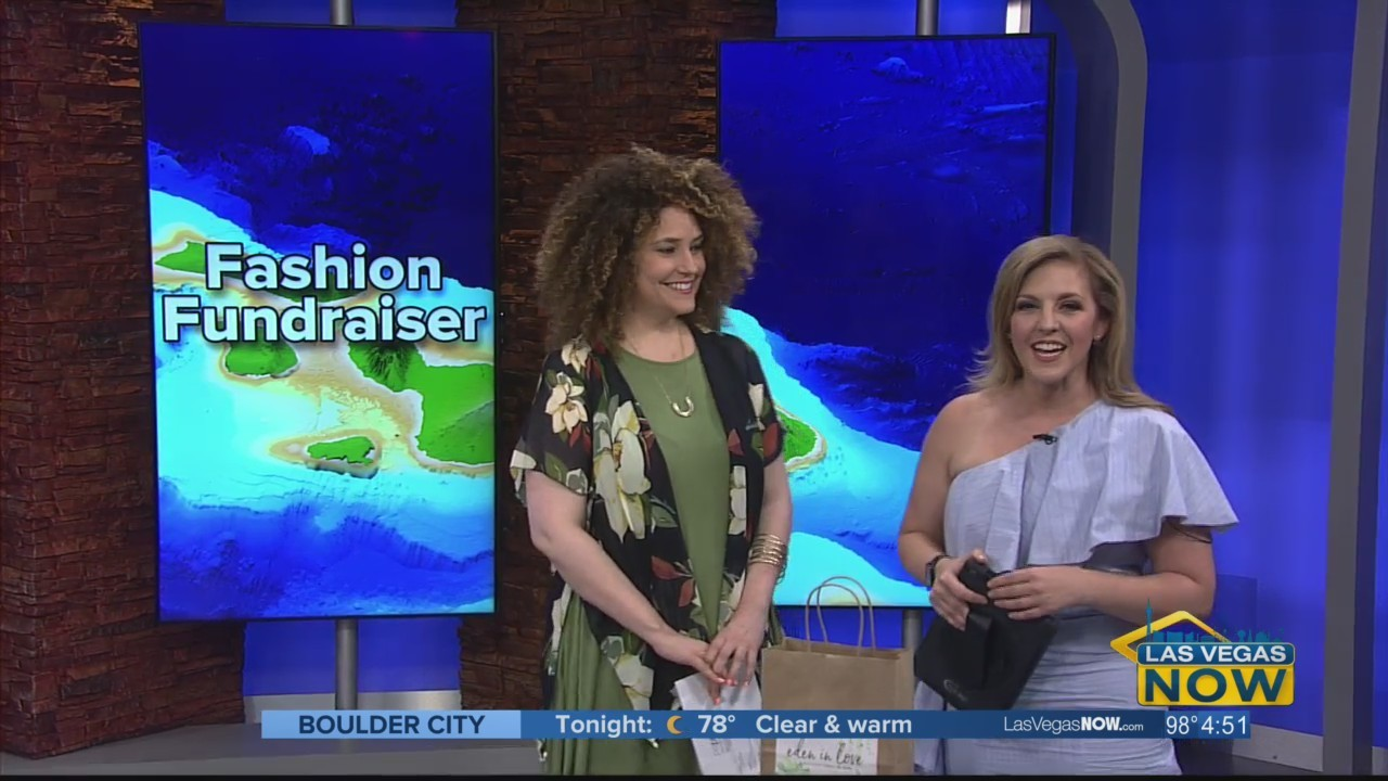 A fashion fundraiser to benefit Hawaii