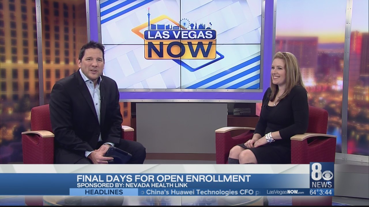 Nevada Health Link on the final days of open enrollment