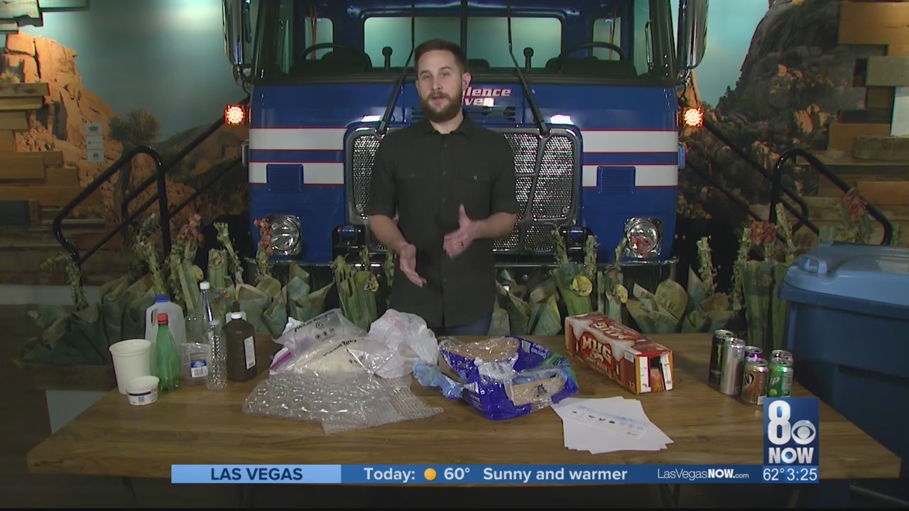 Republic Services on what is & what isn't recyclable